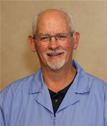 Salt Lake City dentist, Dr. Charles Walker