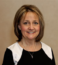 dental office manager, Cindy Jo Robinson